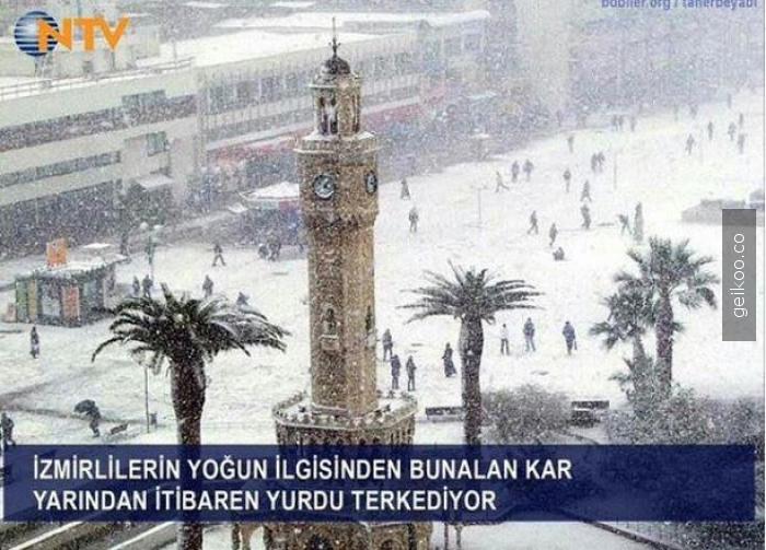 İzmirliler karı rahat bıraksın bence