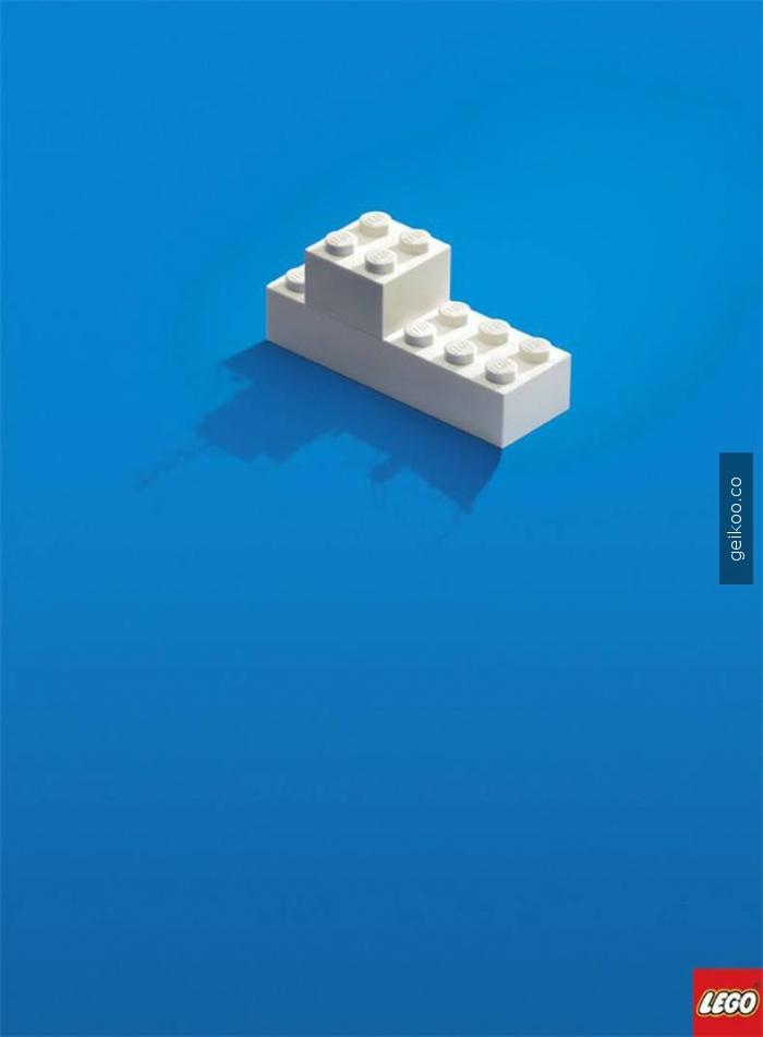 muhteşem lego reklamı