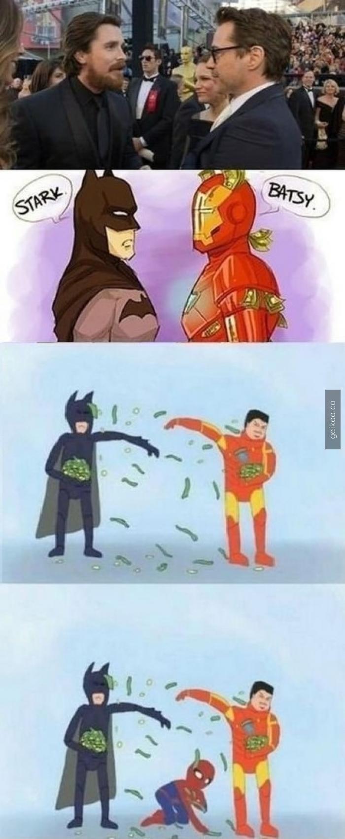 Stark... Batsy...
