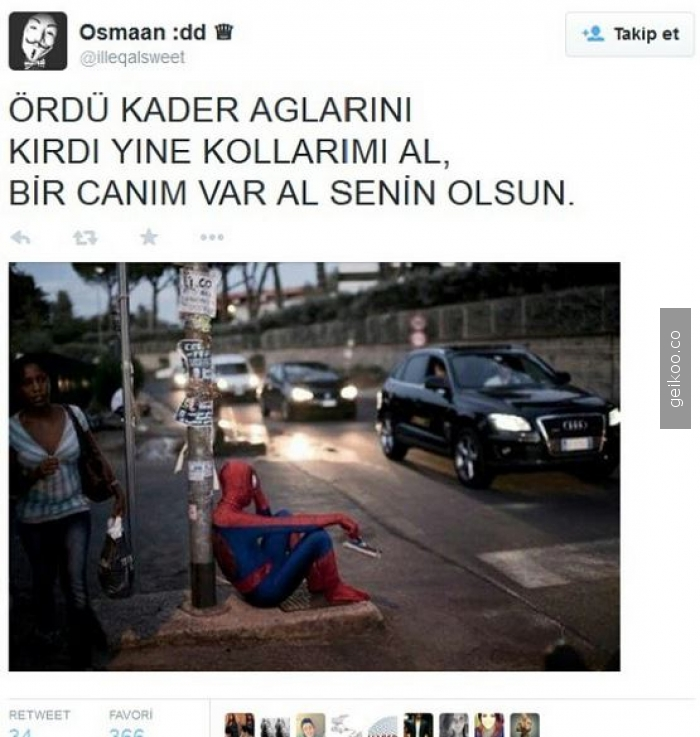 dertli spider man